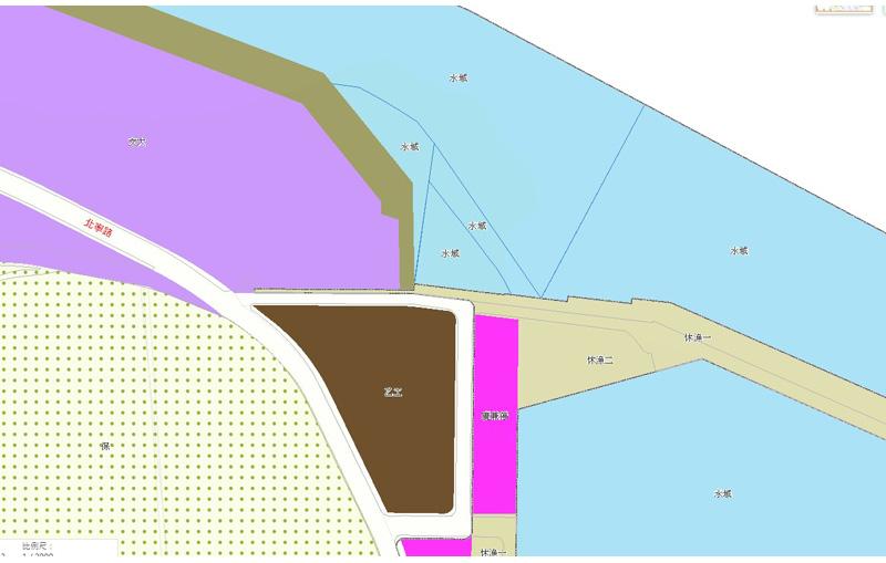 優先推動更新單元土地使用分區圖